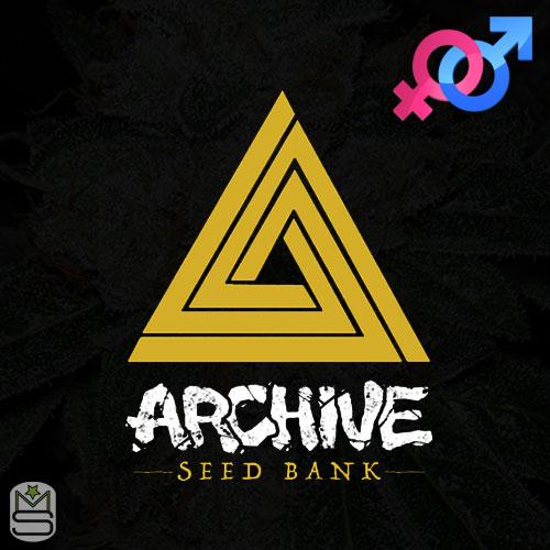 Archive Seed Bank - Regular & Feminized