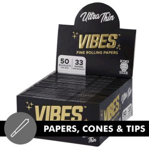 Papers, Cones & Tips