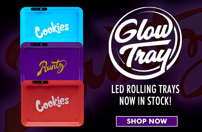 Glow Trays Now In Stock
