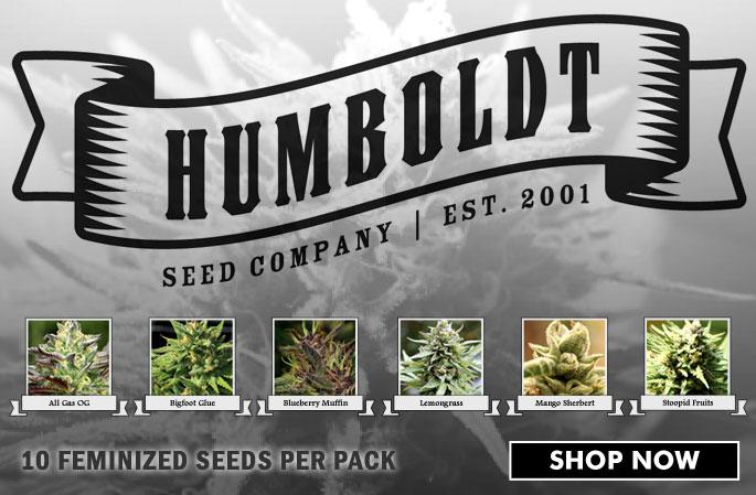 Slider - Humboldt Seed Company