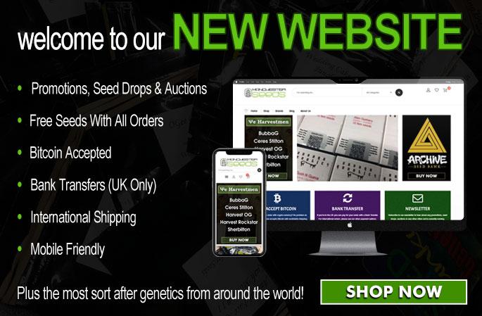 New Website - Shop Now