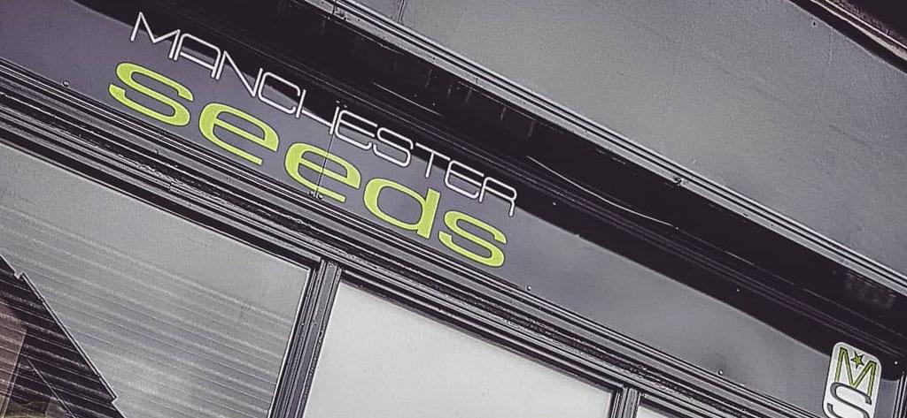 Manchester Seeds Shop Front