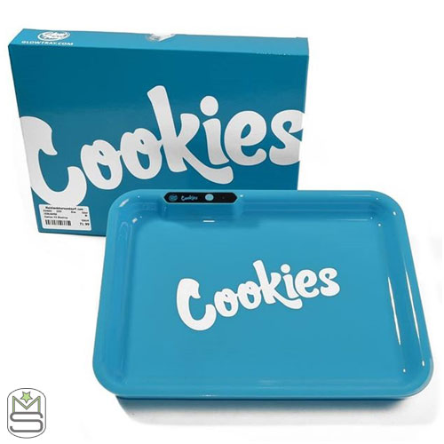 Glow Trays - Cookies Blue