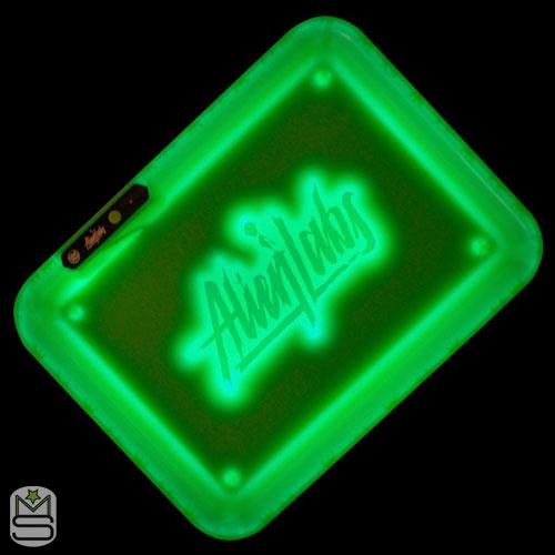 Glow Tray - Alien Labs Green