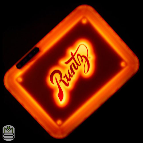 Glow Tray - Runtz Orange