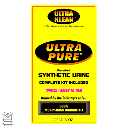 Ultra Klean - Ultra Pure Synthetic Urine