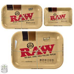 RAW Classic Rolling Trays – S, M & L