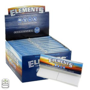 Elements – Connoisseur King Size Slim Rolling Papers