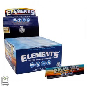 Elements – King Size Slim Rolling Papers