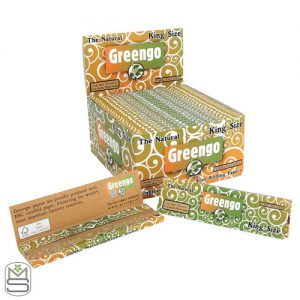Greengo – King Size Regular Rolling Papers