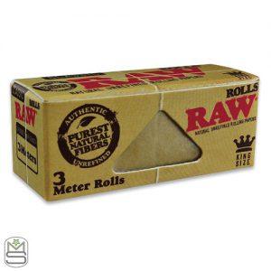 RAW Classic King Size Rolls – 3m