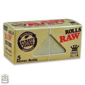 RAW Classic King Size Rolls – 5m