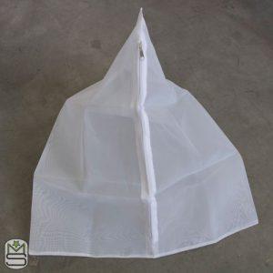 Pollinator – Pyramid Zipper Bag Large